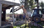 Garro y Ritondo derribaron 8 Bunker de droga en La Plata