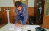 En Yrigoyen realizan chequeos de salud a chicos de escuelas primarias