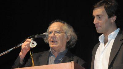Proponen al artista argentino, Odino Faccia al Premio Nobel de la Paz por su trayectoria difundiendo mensajes de Paz
