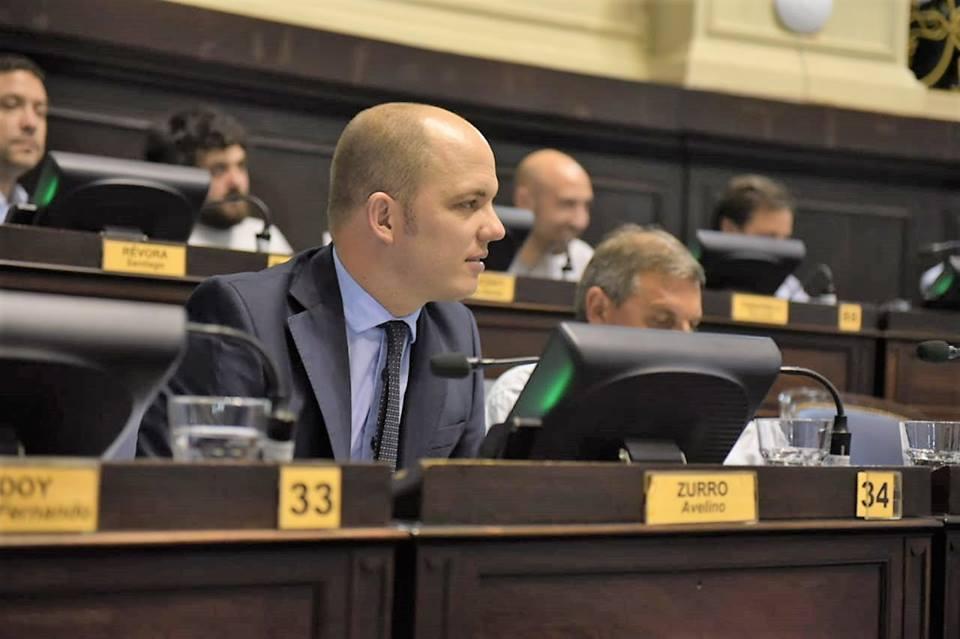 Avelino Zurro, Diputado provincial de la cuarta sección