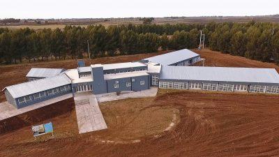 En Villarino inauguraron la primera Escuela Secundaria Técnica del distrito