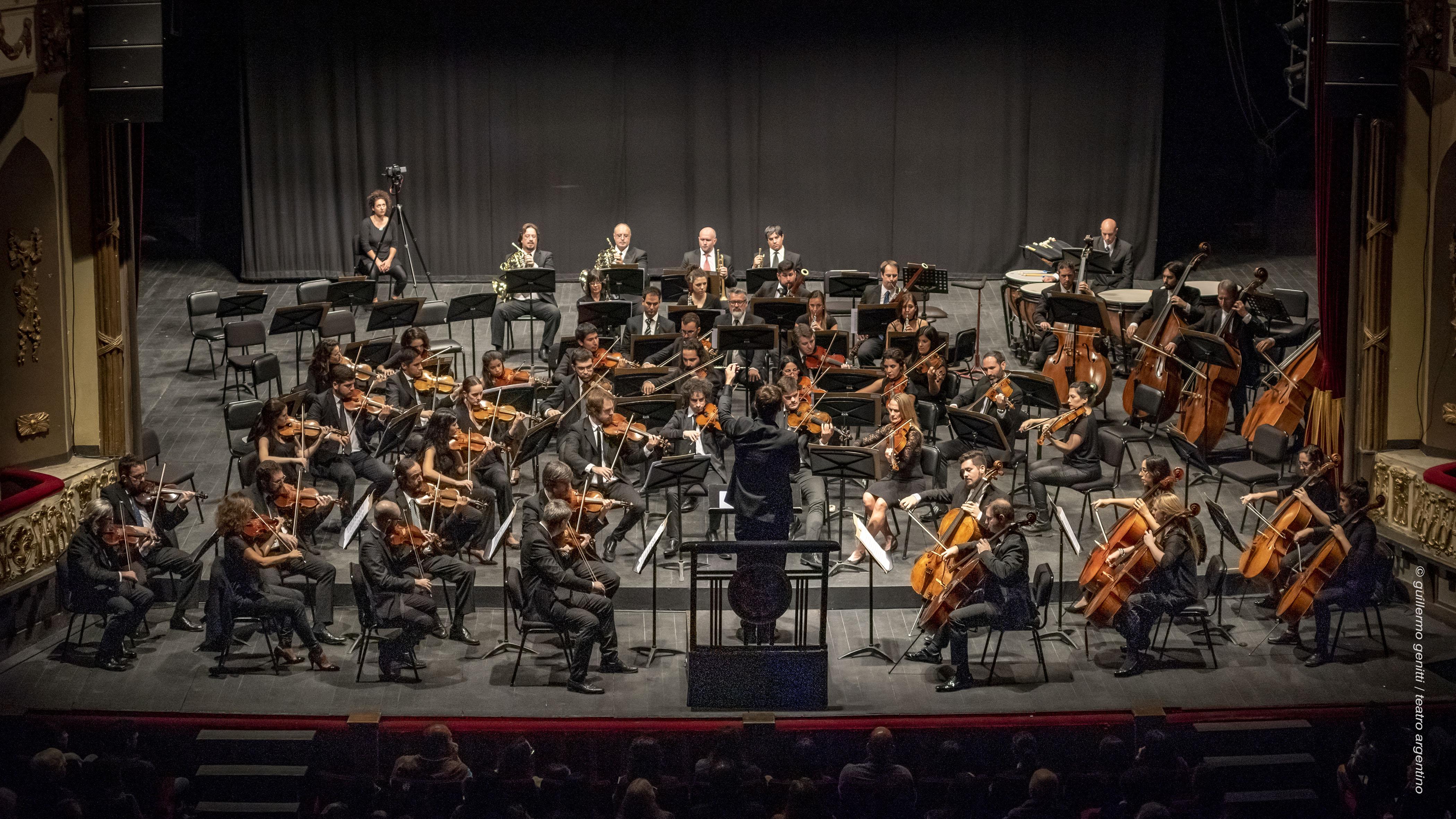 La orquesta del Teatro Argentino de La Plata llega con las obras de Ravel y Franck al Coliseo Podestá