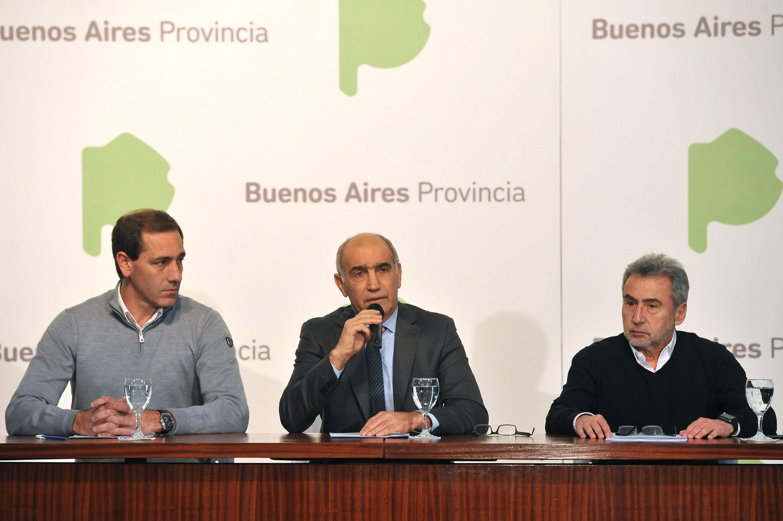Con Vidal ausente, Salvador y Garro anunciaron resarcimientos económicos para los afectados por los cortes de luz
