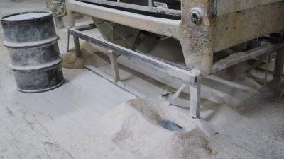 Por presencia de roedores, felinos y palomas en el predio, inhabilitan dos molinos en Batán y Lobería