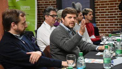 #Pensando2030 / La Provincia avanza en metas de Desarrollo Sostenible y Cambio Climático