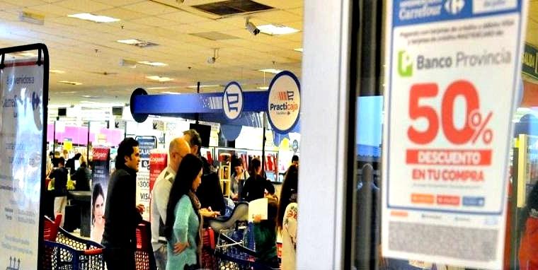 En junio, la promoción del Banco Provincia en supermercados será los miércoles 19 y 26