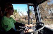 La Plata será la primera ciudad del país en tener mujeres camioneras en la recolección de residuos