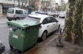 """La Plata empieza a implementar el """"sistema de contenerizacion"""" con los primeros 100 contenedores de residuos"""