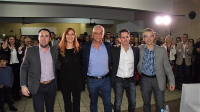 Con la boleta de Lavagna, José Eseverri buscará volver a ser el intendente de Olavarría