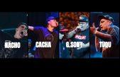 Cacha, Sony, Nacho y Tuqu darán vida al primer Festival de Freestyle de General Rodríguez
