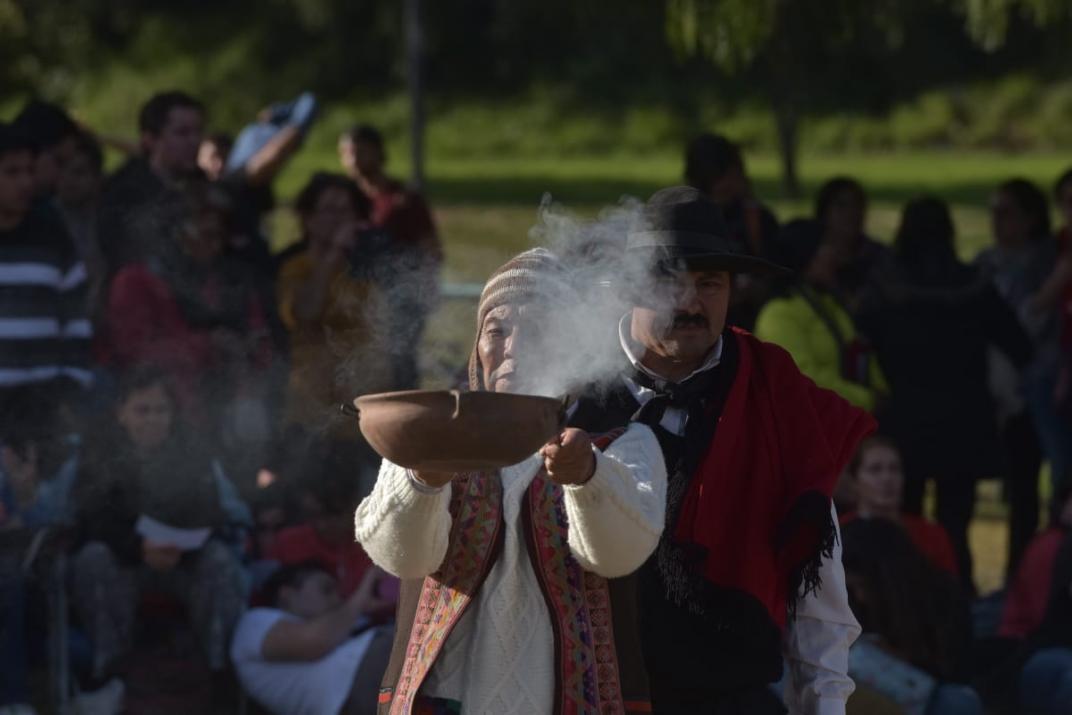 "La Plata celebra ""Inti Raymi"", la Fiesta del Sol en Plaza Moreno"