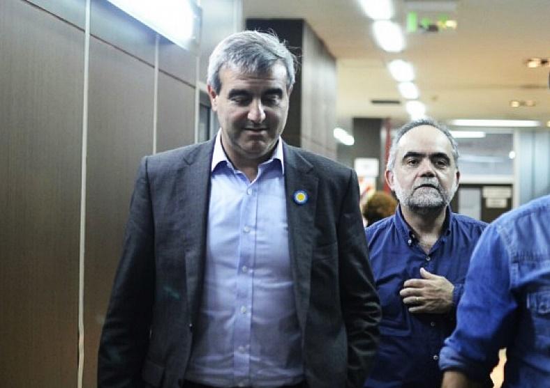 """Mariano Pinedo: """"No hay heridas, ni resquemores, ahora tenemos que concentrarnos en sumar votos"""""""