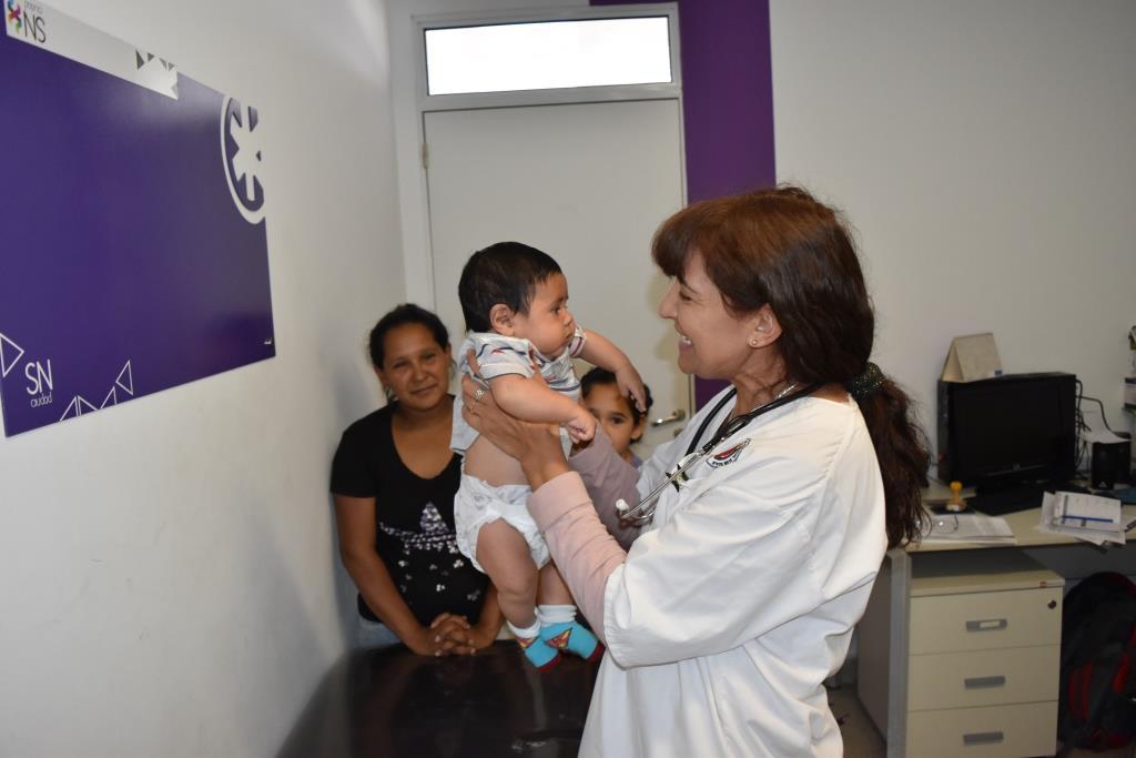 En San Nicolás mejora la salud y el índice de mortalidad infantil es el más bajo de la su historia