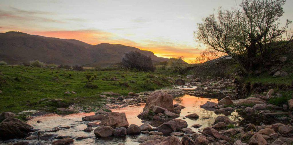 El Parque Provincial Ernesto Tornquist inauguró un nuevo sendero turístico a la vera del arroyo Belisario
