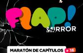 """Flap! Mirror: La maratón temática cultural de """"Black Mirror"""" llega al Pasaje Dardo Rocha"""