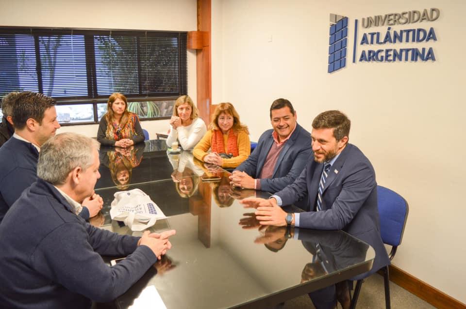 El candidato del Frente de Todos, Marcelo Sosa busca llevar la Universidad a Mar Chiquita