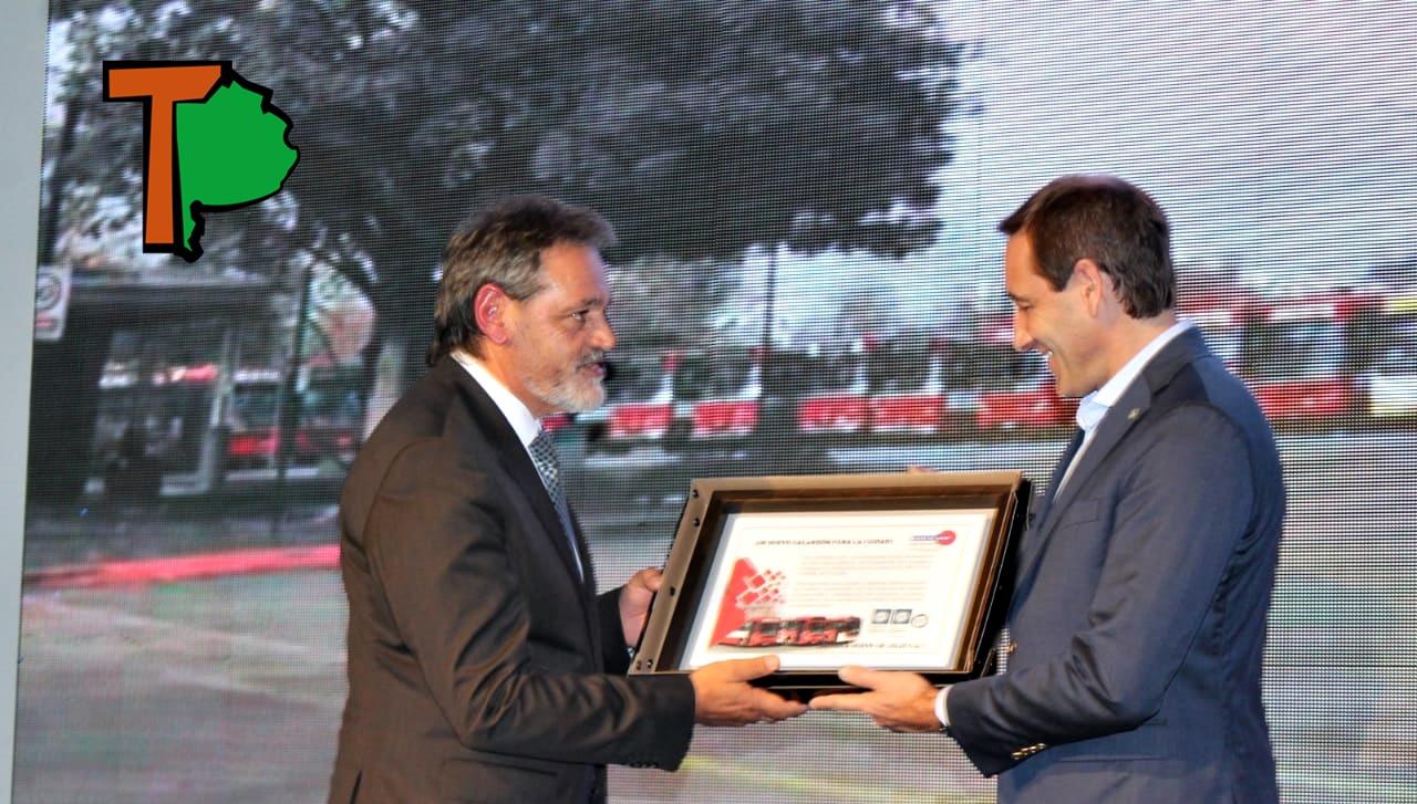 La empresa Nueve de Julio certificó ante ISO e IRAM su servicio de transporte de pasajeros