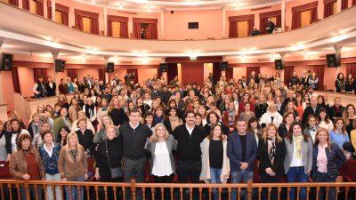 Mujeres de toda la provincia estuvieron presentes en AGRO 2023