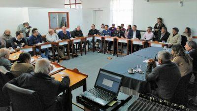 Productores de Villarino preocupados por la Ley provincial que sacará beneficios al sector en IIBB, sellos e inmobiliario rural