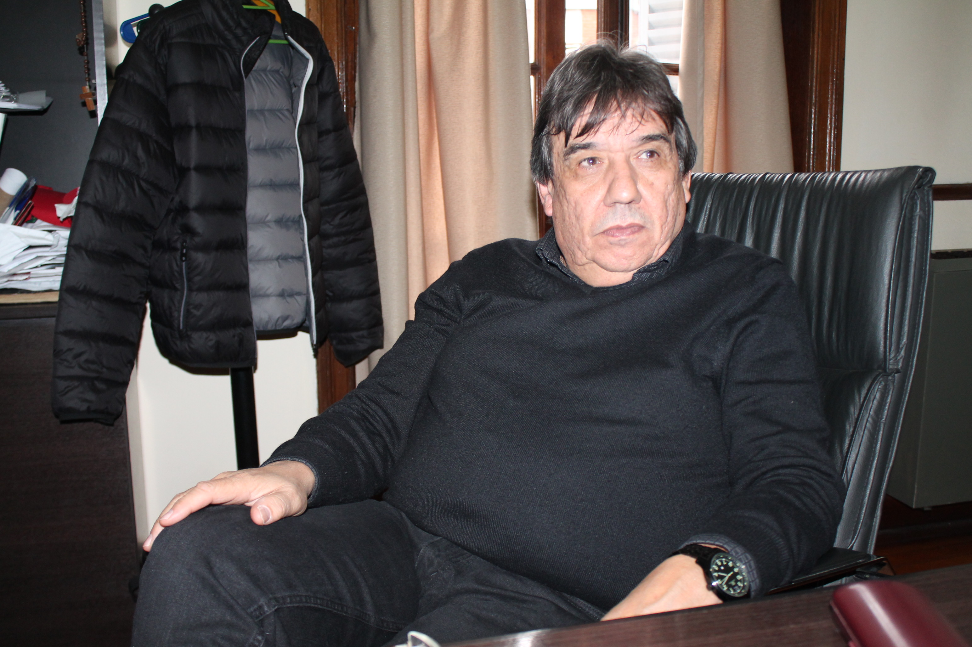 """Rubén """"Cholo"""" García analizó el escenario electoral y resaltó que en la Provincia """"Vidal es Macri"""""""
