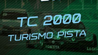 El Autódromo de San Nicolás recibe al TC2000 y al Turismo Pista