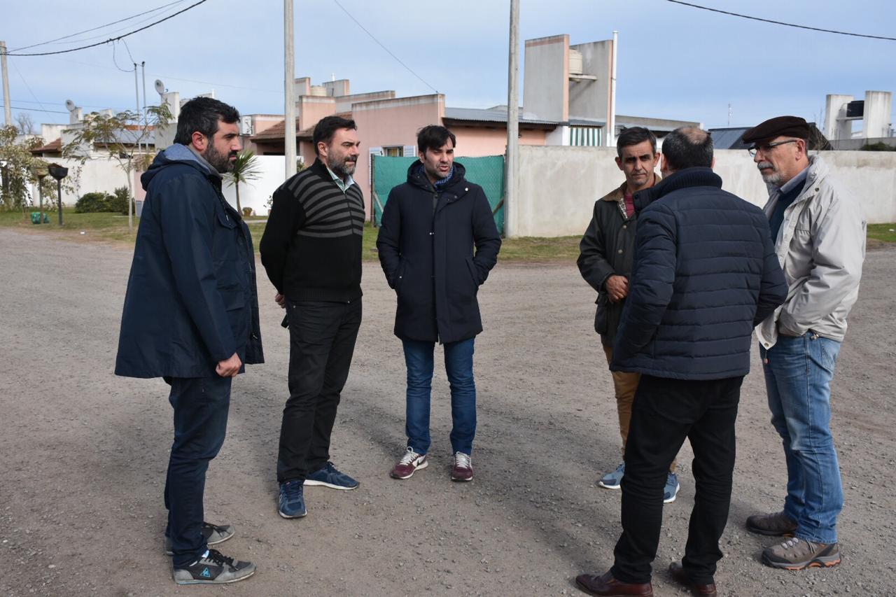 """Rivadavia / Néstor Policano: """"En nuestro Gobierno, la construcción de viviendas será una prioridad"""""""