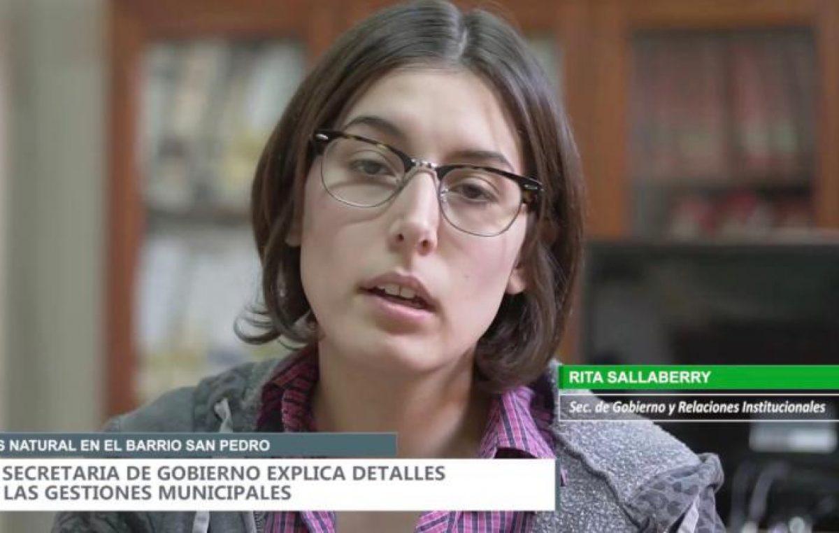 Luján: La interna de Cambiemos en llamas, gritos y peleas entre Sallaberry y Quarenta