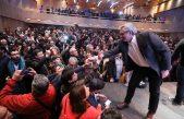 """""""Tío Alberto"""", el tema del INDIO que preparan para la campaña de Alberto Fernández"""