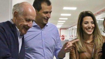 """Casamiquela con elogios a Lavagna: """"La salida es sin miedo y el sabe como hacerlo"""""""