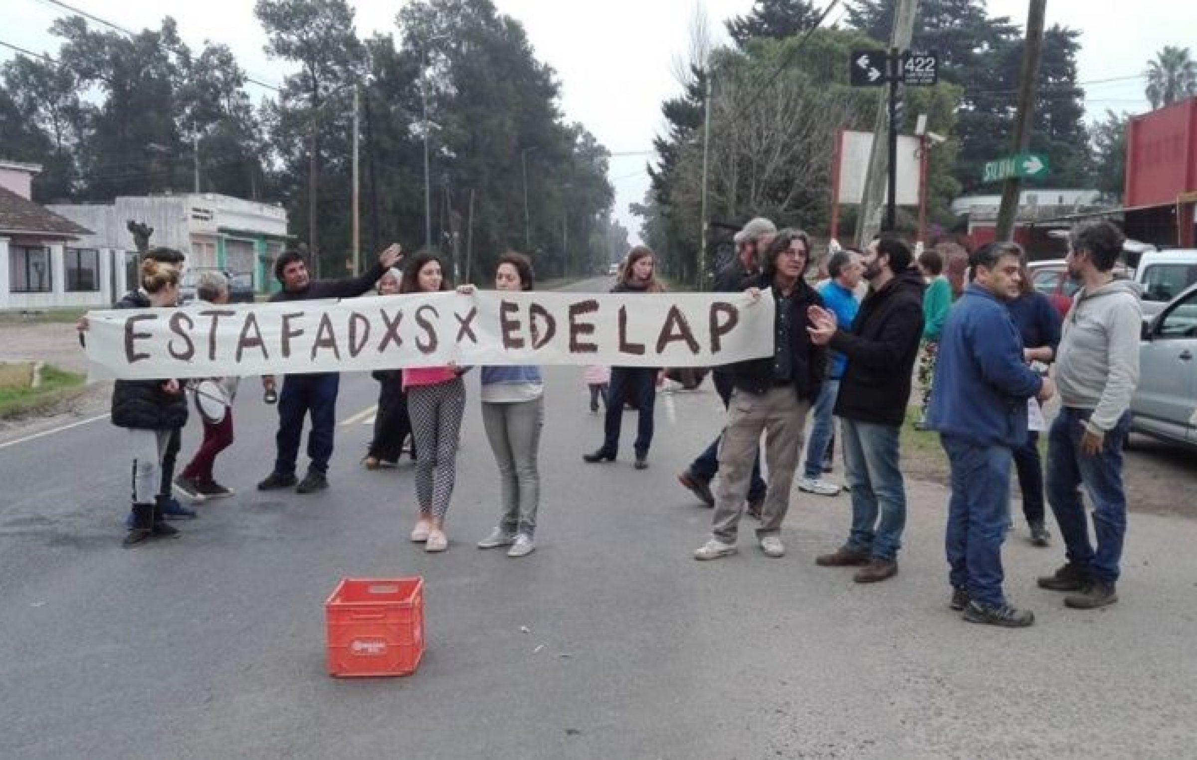 """Edelap """"no tiene voluntad"""" de indemnizar a los usuarios afectados por el apagón en La Plata"""