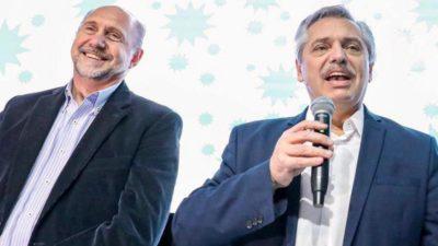 """Alberto y su gira con dos gigantes como Schiaretti y Perotti """"conmigo la grieta se terminó"""""""