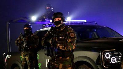 Vidal unificó a las tropas de elite de la Policía Bonaerense