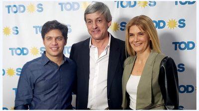 """Intendentes con Axel: """"Necesitamos traccionar votos de todos lados"""", dijo Jorge Cortes"""