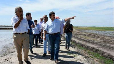 """Plan Maestro del Río Salado: """"En 4 años estamos haciendo los mismos kilómetros que en los últimos 50"""""""