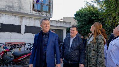 """""""Lo volvería a hacer"""", dijo la vecina de Azul que fue detenida por insultar a Macri"""