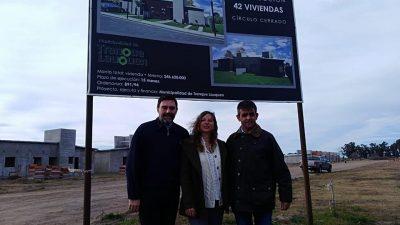 """Rivadavia / Policano: """"Al vecino le han hecho creer que tener una vivienda es algo imposible"""""""