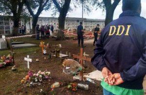 Macabro: robaron el cuerpo de otro bebé del cementerio local en Miramar
