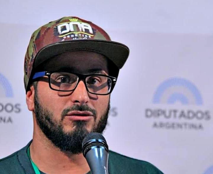 Más presos por cultivar: detuvieron a un reconocido activista cannábico de Pigüé