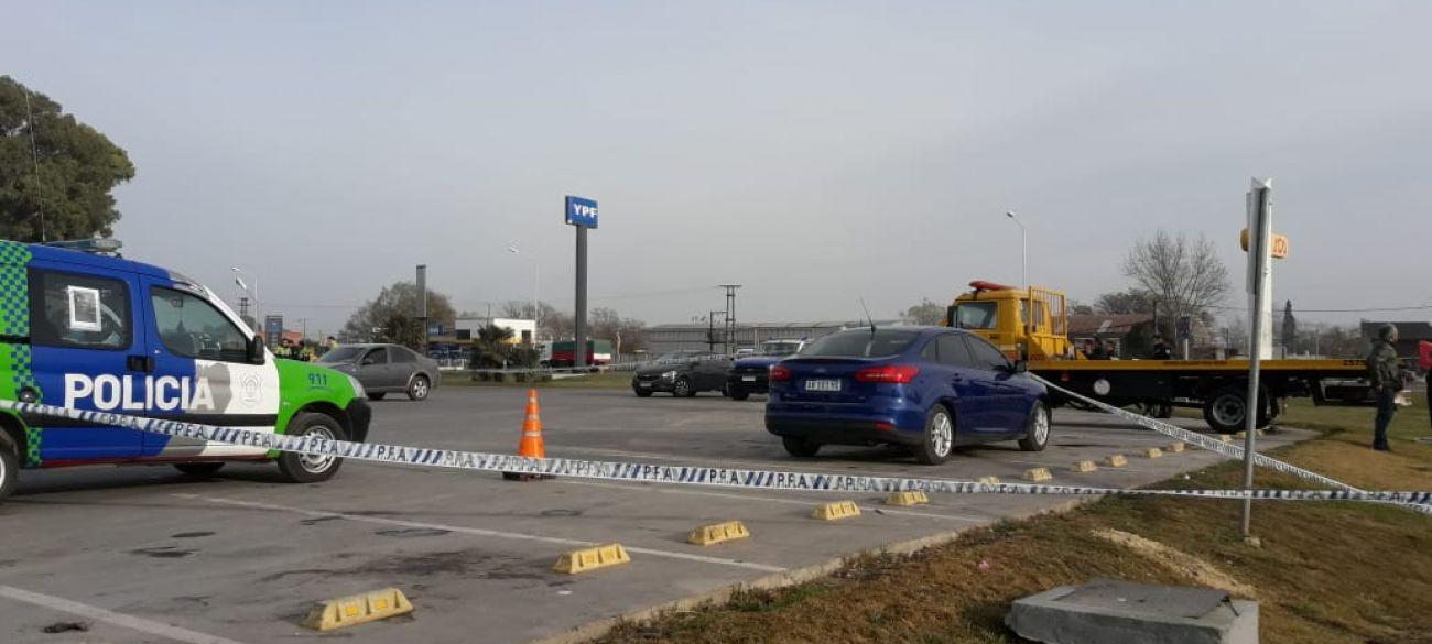 En Azul hubo otro tiroteo entre policías de la Bonaerense y la Federal