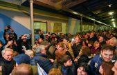 Bragado fue una fiesta por la vuelta del tren de pasajeros después de 4 años