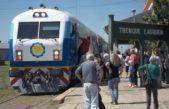 Harán pruebas de vías para que el tren de pasajeros vuelva a Trenque Lauquen