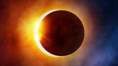 Como mirar el eclipse total de sol que comenzará a las 16.30 horas