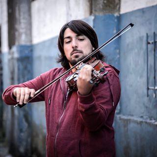 Benjamín Molina Chazarreta, violinista de Los Chaza
