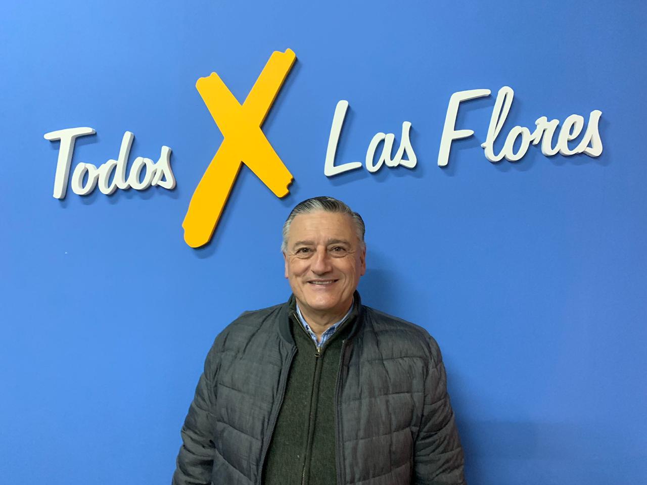 """Alberto Gelené: """"Durante mi gestión, Las Flores tuvo la menor tasa de desempleo de toda la Provincia"""""""