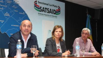 Tras las PASO gremios de la Corriente Regional recibieron a los candidatos de La Plata, Berisso y Ensenada