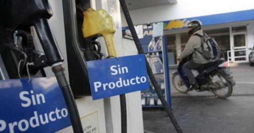 Advierten que arrancó el desabastecimiento de naftas en provincia de Buenos Aires y Córdoba