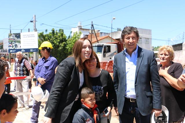 """Posse recibió en su distrito a Vidal y con muchas dudas expresó """"necesitamos quedar bien parados para octubre"""""""