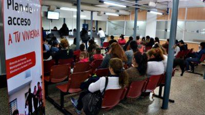 """San Nicolás reabrió el """"Registro Único de la Vivienda"""""""