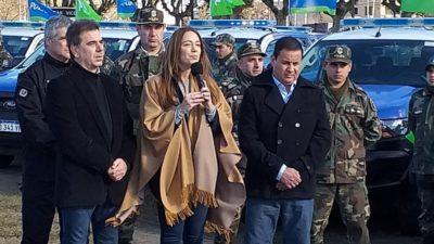 El diputado Zurro criticó a Vidal por entregar patrulleros sin blindar