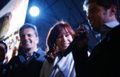 Cristina se mostró con Massa y Kicillof en esta nueva etapa reconciliadora